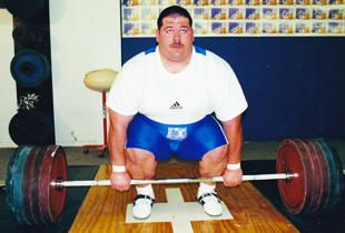 Shane Hamman, 2-Time Olympian, World Record Holder - Squat
