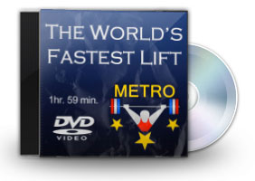 The World's Fastest<br /> Lift DVD